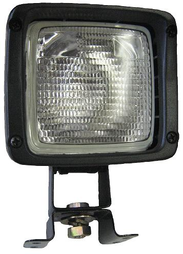 Werklamp single power