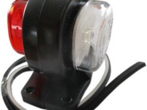 Breedte lamp plat led