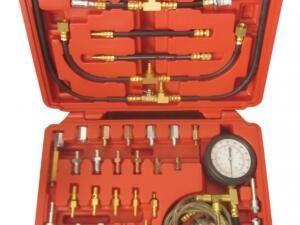 Brandstofdruk meter (benzine) D