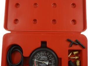 Brandstofdruk meter (benzine) A