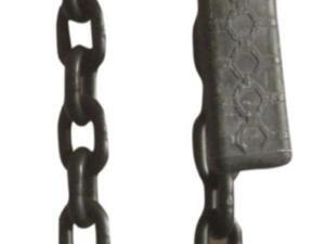 Een hand ratel / ketting takel met een maximaal hijsvermogen van 3000kg