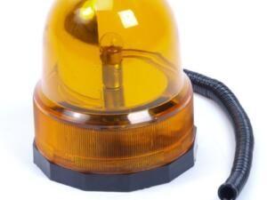Zwaailamp oranje 12 volt