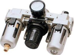 Luchtverzorging set 1 inch