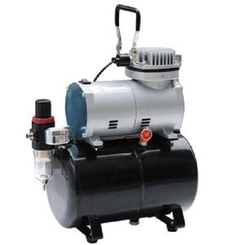 Luchtcompressor voor airbrush 230 volt