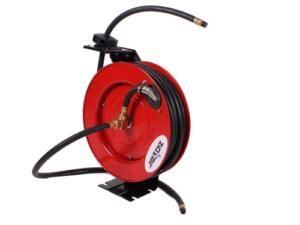Slang haspel automatisch lucht / water 10 meter