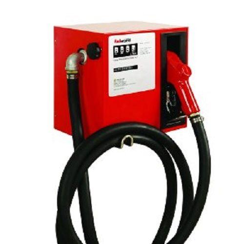 Dieselpompkit + mechanische meter, 230 volt, 56 liter / min