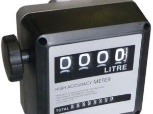 Brandstof meter