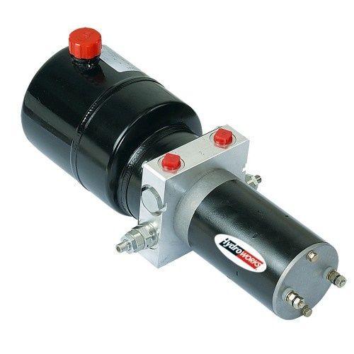 Hydrauliek pomp twee richtingen, 24V 0.8Kw