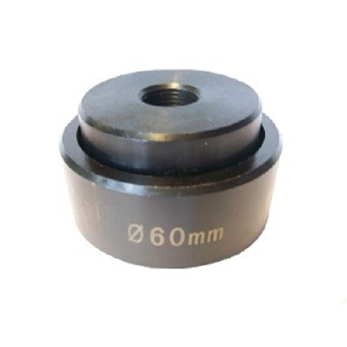Gaten pons los - rond 60 mm