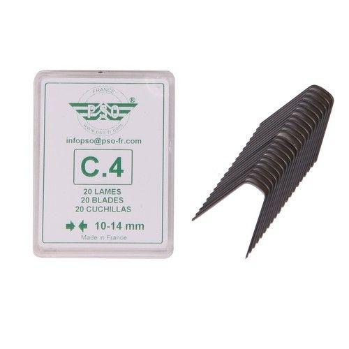 Messenset banden snij-apparaat 20st C4