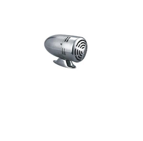 Sirene 220 volt chroom