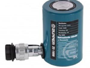 Ingeschoven cilinder 10 Ton slag 50 mm