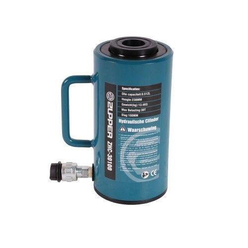 Holcilinder 30 Ton slag 100 mm
