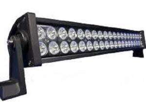 Led light bar 72 Watt, 24 leds