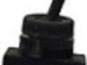 Schakelaar aan / uit zwart 20A