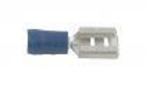50x blauw half geïsoleerd recht vrouwelijk 7.7 m