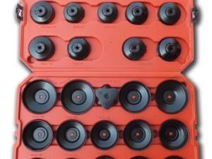 Olie filterkappen set 30 delig