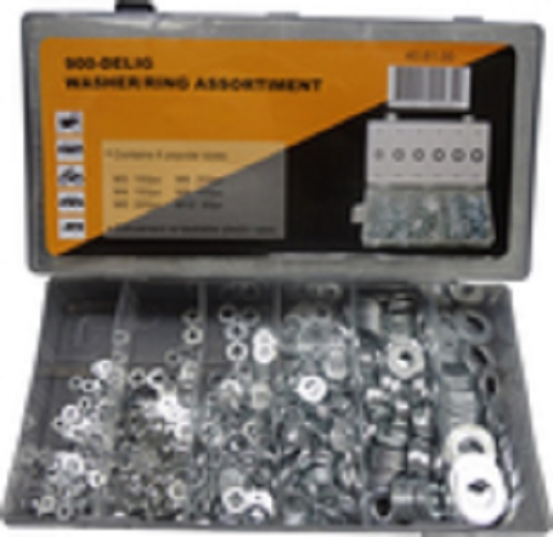 900 delig ring assortiment