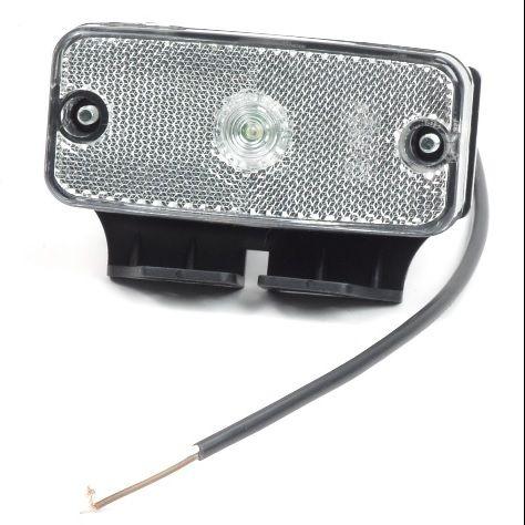 Breedtelamp LED Radex