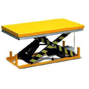 Heftafel 2 ton klein platform