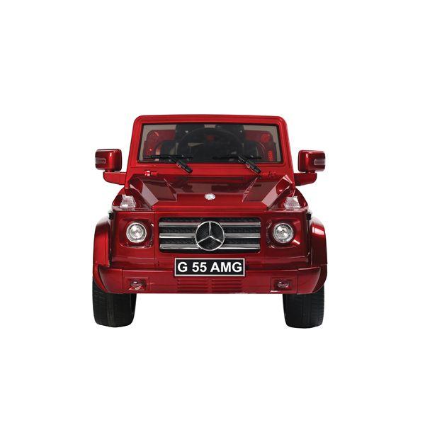 E-Car Mercedes-Benz G55 Rood