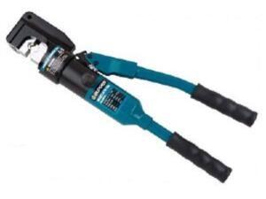 Hydraulische kabelkrimptang 16-300 mm^2 met veiligheidssysteem