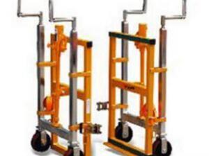 Heftransporters, hydraulisch 1800 kg set