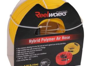 """Luchtslang polymer 1/2"""" 15 meter"""