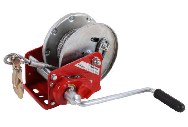 Handlier 1575kg met automatische rem en vrijloop