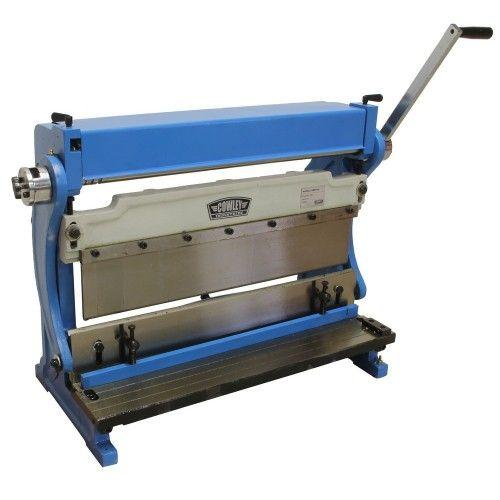 Wals zet & knip machine 610mm