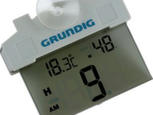 Thermometer outdoor 11 x 9,2 x 2cm