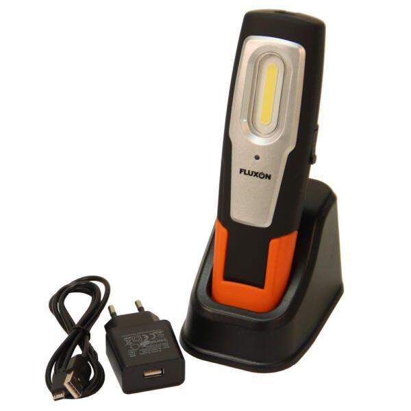 LED werklamp 2W oplaadbaar magnetisch