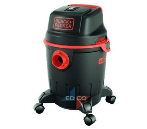 Black and Decker Bxvc20pe-stofzuiger met tank 20 ltr. 1200w