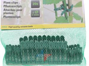 Plantenclips 20 stuks assortiment